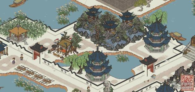 江南百景图码头怎么用 江南百景图码头在哪里