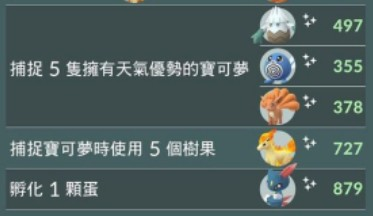 pokemon go田野调查奖励表 pokemon go田野调查奖励最新