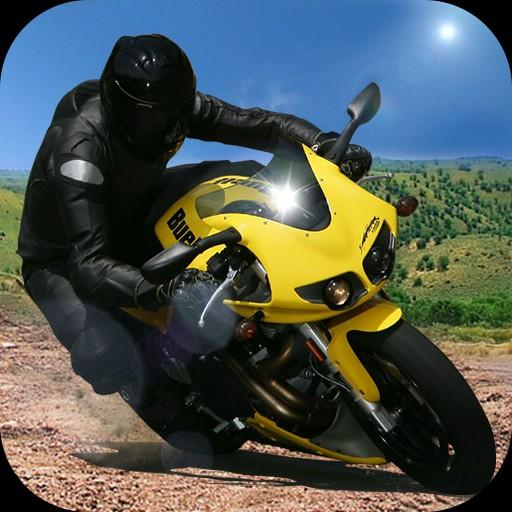 极限摩托模拟障碍赛